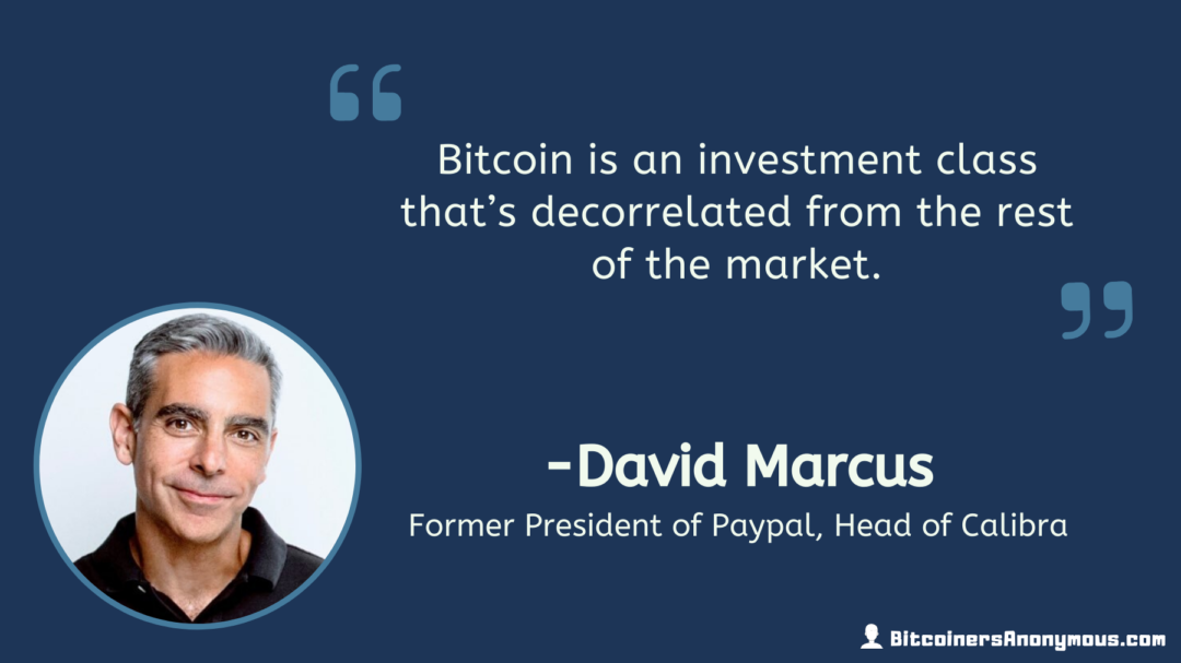 David Marcus, Head of Calibra and former President of Paypal