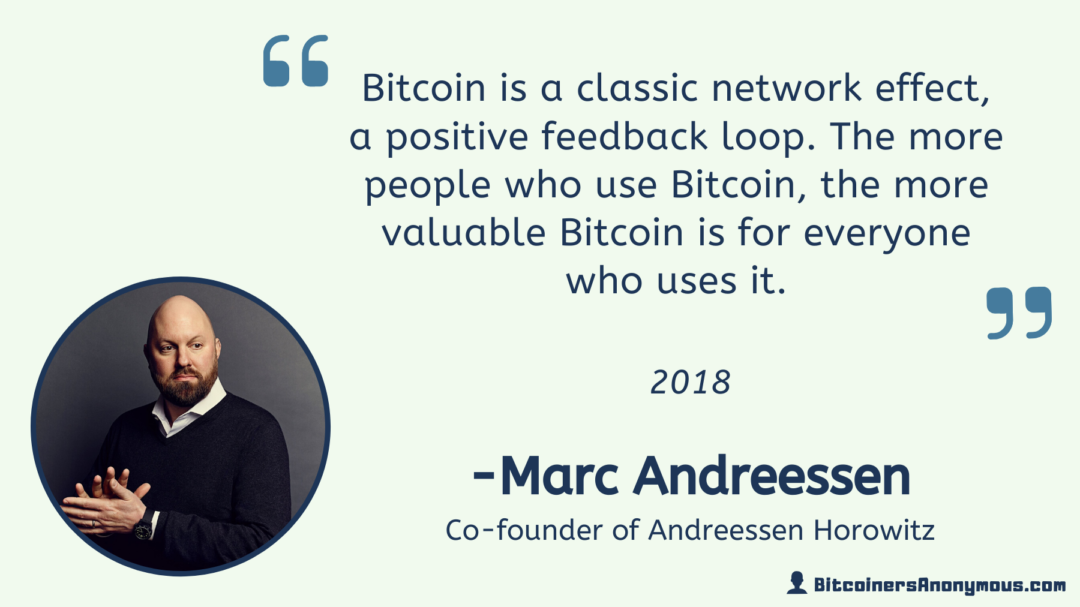 Marc Andreessen, Co-founder of Andreessen Horowitz