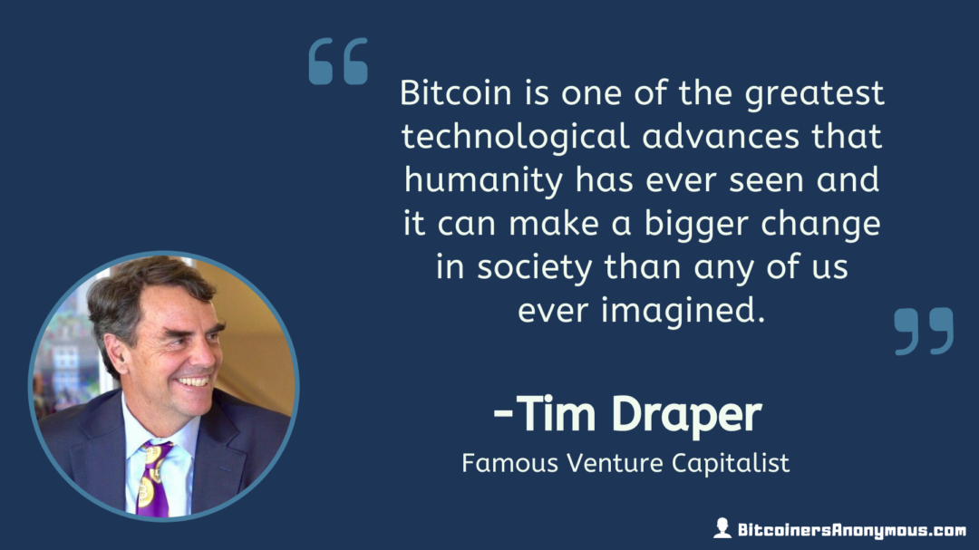 Tim Draper, Famous Venture Capitalist
